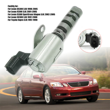 Timing-Control-Solenoid for Lexus Gs300/Is300/Sc3/.. Cam Variable-Valve NEW Vvti High-Qualtiy