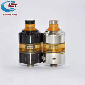 Newest Coppervape Hussar Project X MTL Styled RTA Rebuildable Atomizer 22.5mm Airflow Guide Flow Control tank vs taifun gtr rta