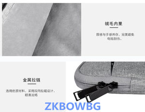 "Image 5 - Shockproof Laptop Bags For HUAWEI MateBook X Pro 13.9"" MateBook E 12"" MateBook D MateBook B 15.6"" Multi use Design Laptop Case"