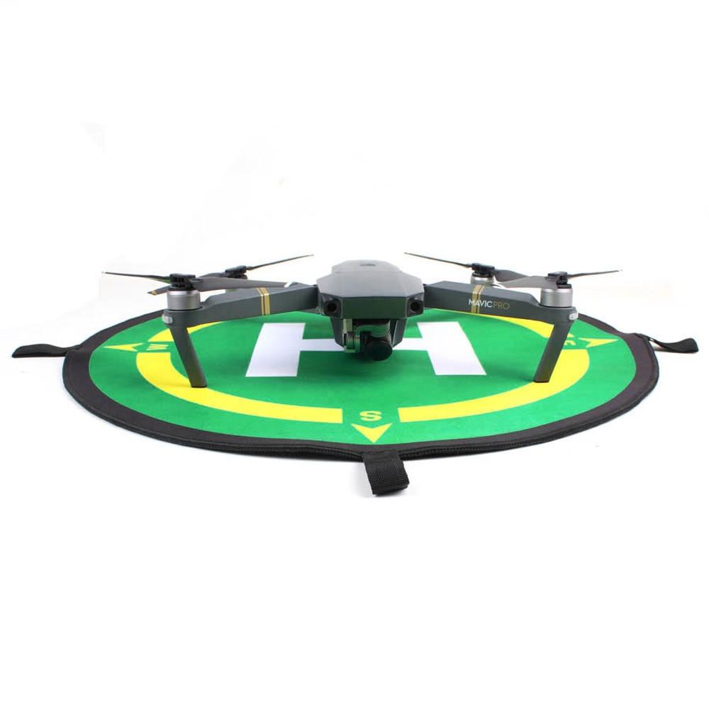 Portable Landing Pad Drone Parking Apron Take Off Landing Station 50cm for DJI Mavic Mini Pro Air Mavic 2 Phantom 4 Pro V2 0