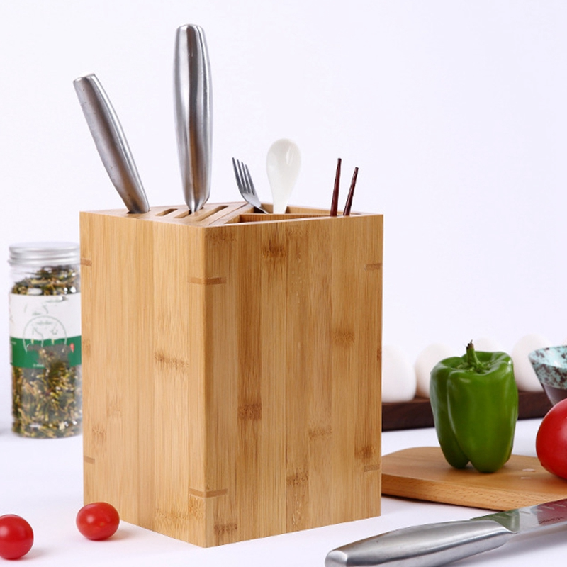 Tube Spoon And Chopsticks Sewer Kitchen Accessories Manager Tableware Storage Multi-Function Desktop Storage