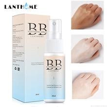 Body Skin Whitening Skin Spray Isolation Concealer Moisturizing Spray BB Cream Foundation Face Makeup Portable Lazy Cosmetic