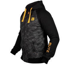 Мужская спортивная куртка с капюшоном на осень и зиму