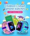 Детские умные водонепроницаемые часы  анти-потерянные детские наручные часы  не GPS  есть функция позиционирования SOS  Android и IOS  просто англий...