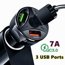 Nuevo cargador de coche USB puertos adaptador de encendedor de cigarrillos para Peugeot 307, 308, 3008, 2008, 407, 508 Forte Sportage R SORENTO Mohave OPTIMA