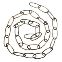 1 м сверхмощная цепь для винтажной люстры Подвесная лампа