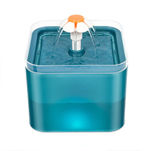 Automatic Cat Fountain Water Drinking Feeder Bowl Pet Dog Cat Water Dispenser Mute Automatic Drinking Fountain Electric USB