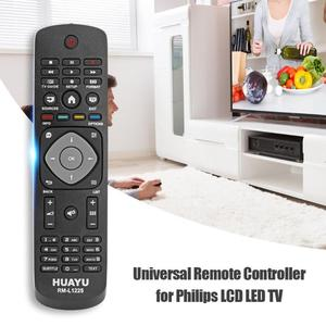 Image 4 - Universal Replacement Remote control for Philips LCD TV RM L1225 LCD TV Remote Control Smart Controller for RC1683701,RC1683801