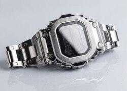 Generico GX-56 GXW-56 in Acciaio Inox Stile Pro Lunetta Orologio Watch Band Selezionare Il Colore per La Vigilanza di Ricambio