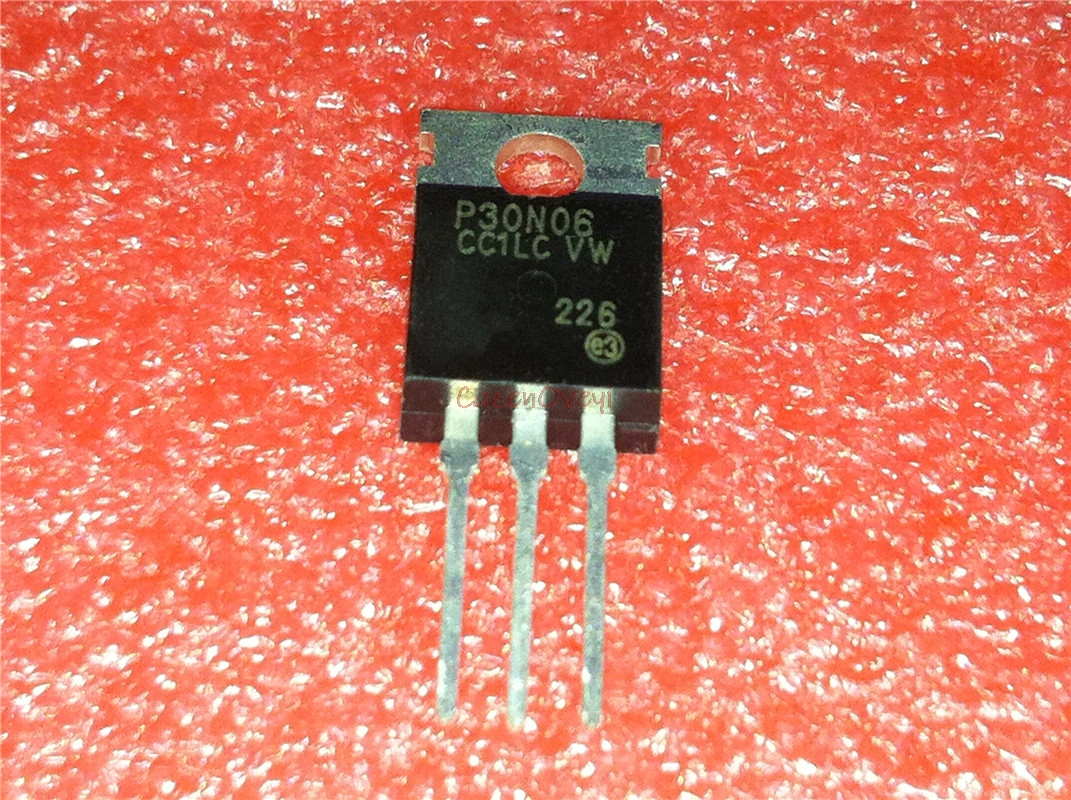 10pcs/lot RFP30N06LE P30N06LE P30N06 TO-220 In Stock