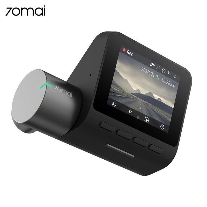 70mai Pro Dash Cam 1944P GPS ADAS Car DVR WIFI 70 Mai Voice Control 24H Parking Monitor 140FOV Night Vision Car Camera