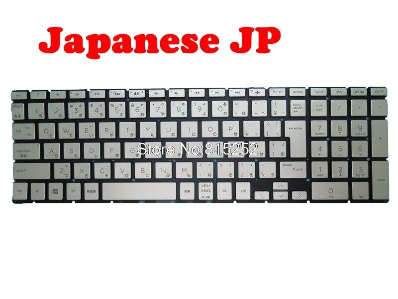 Клавиатура для ноутбука HP 15-DA000 15-DA0040TU 15-DA0040TX 15-DA0041TU 15-DA0041TX 15-DA0042TU, японский/арабский французский ARFR/Тайвань