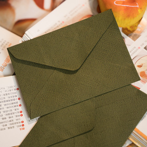 Image 4 - 50 יח\אריזה C6 Retreo חלון מעטפות מעטפות חתונה הזמנה למסיבת ברכת כרטיסי מתנת מעטפות