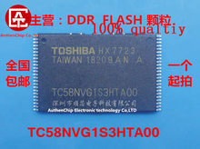 5 pçs 100% novo original tc58nvg1s3hta00 tc58nvg1s3htaoo 256mb nand flash
