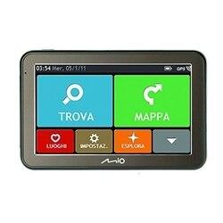 Mio Spirit 7500 WEU LM navegador 12,7 cm (5) Pantalla táctil Portátil/Fijo Oliva 158 g - Navegador GPS (Interno, Europa