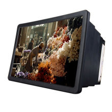 Универсальный портативный 3D видео увеличить смартфон экран Лупа усилитель для huawei iphone samsung