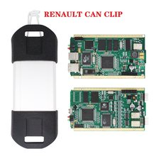 Para renault pode clipe completo chip v205 com cypress an2135scdialogys + extrator pino reprog obd scanner interface de diagnóstico do carro