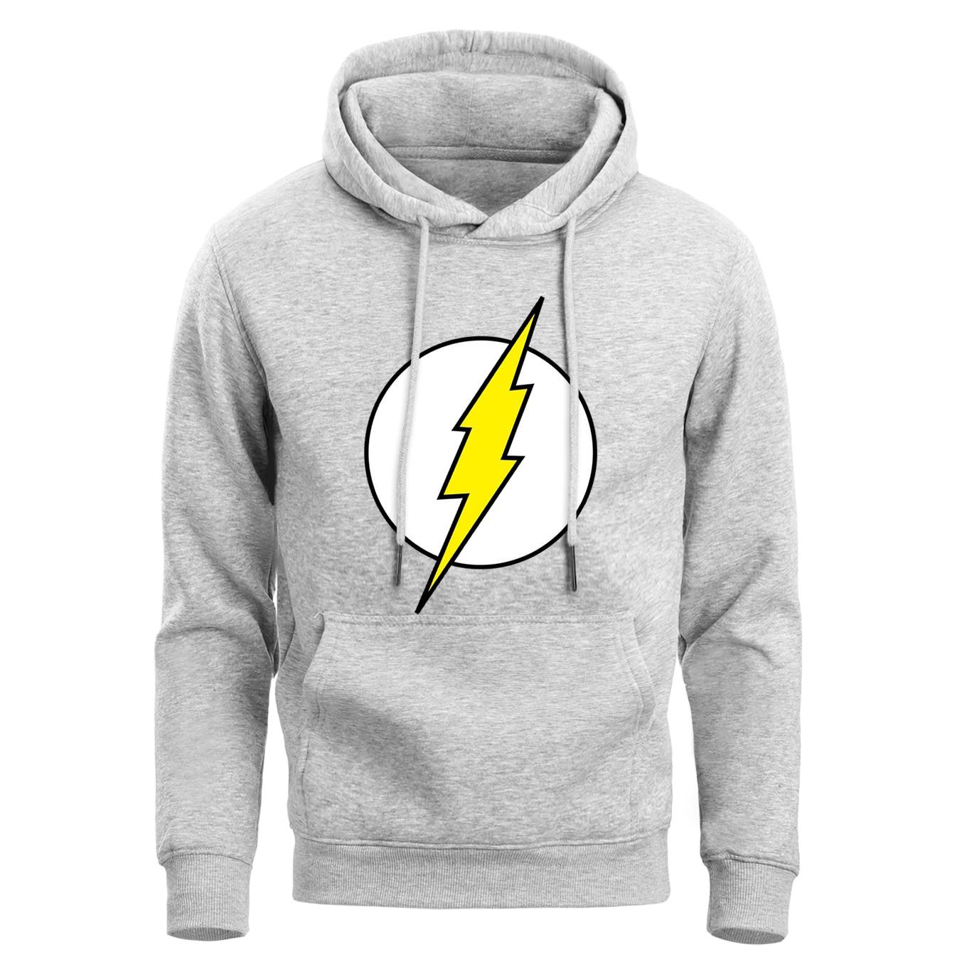 Flash Logo Hoodie Reverse Flash Star Labs Superhero Adult /& Kids Hoodie Top
