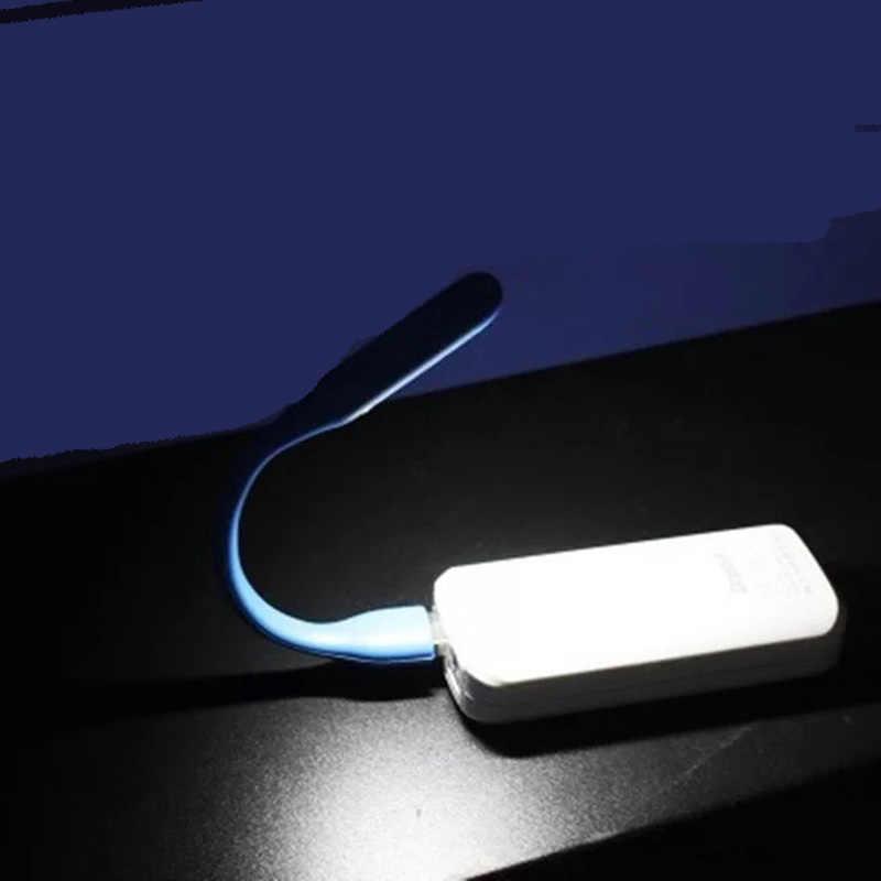 ミニ Usb ライト、 Led パワーバンク、ポータブル柔軟なナイトライトや読書ランプ