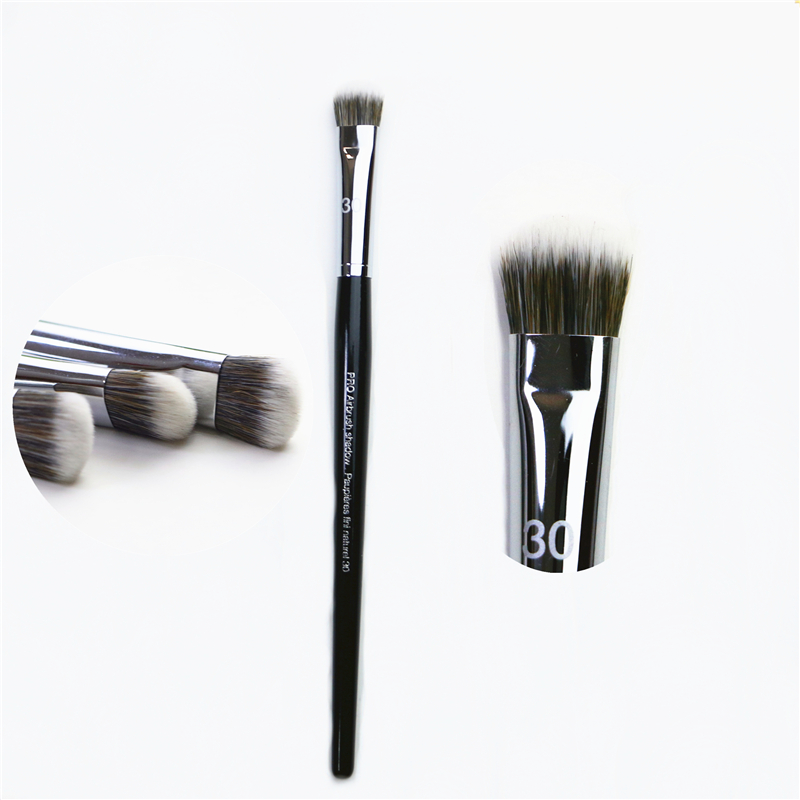 30#Brand Makeup Brush Professional Spray Gun Shadow Eye Shadow Brush Dyeing Brush Eye Area Concealing Brush Beauty Brush