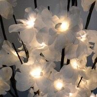 3960L Elegant Nouveau Blossom lighted branches Branch Lamp Vase Floral Lights Home Garden Desktop Party Decoration Holiday Gift