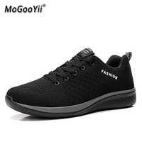 Zapatos casuales de hombre zapatillas de moda calzado ligero transpirable para Hombre Zapatos cómodos para caminar para correr Tenis Masculino Adulto
