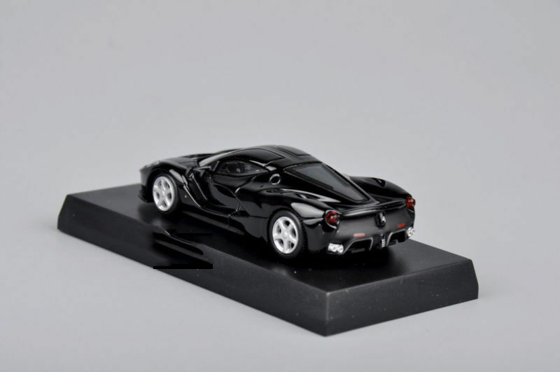 1/64 Black Kyosho Minicar Diecast Car Model Collect Toys Gift