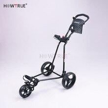 Тележка для гольфа, вращающаяся складная тележка для гольфа на 3 колесах, тележка для гольфа с подставкой для зонта, тележка для гольфа, сумка для переноски, Carros de golf