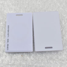 25 pçs/lote 125KHz rfid em ID Grosso cartão do Sistema de Controle de Acesso Ao Cartão RFID Cartão com 18 código interno