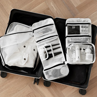 Moreover Travel Storage Bag Suit Luggage Clothes Storage Bag Clothes Underwear Organizing Packing Bag