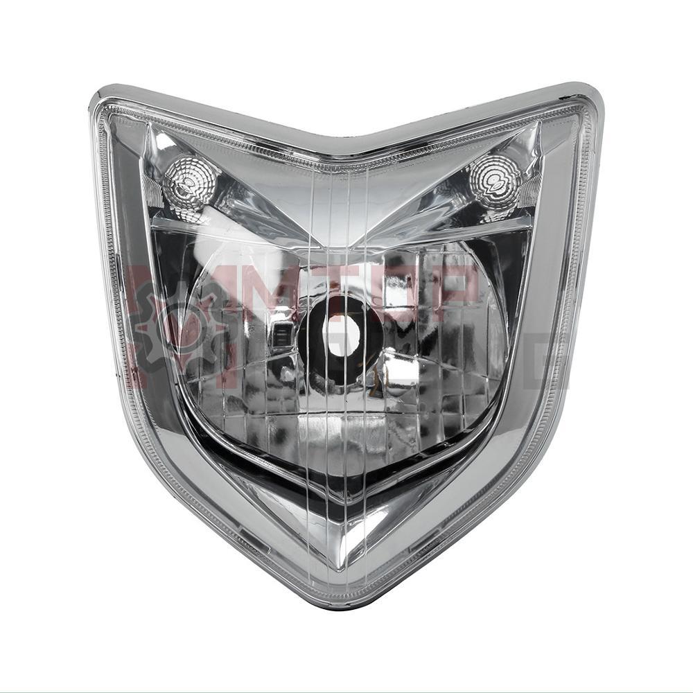 Motorcycle Headlight Assembly For Yamaha FZ1N FZ1-N 2006 2007 2008 2009 2010 2011 2012 Head Lamp