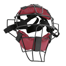 Multifunctional Baseball Face Cover Wide Vision All Ages Lightweight Softball Teeball Baseball Face Protective Mask