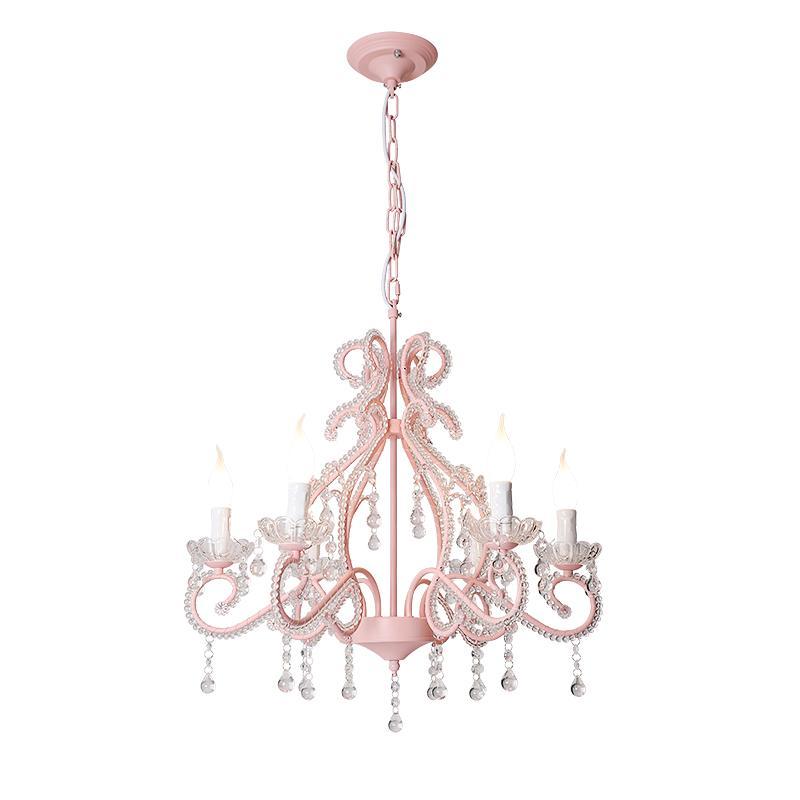Princess room chandelier children's ...