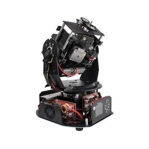 Image 5 - 2 pces conduziu o ponto 90w com 6 prisma da cara 60w luz do ponto dmx512 efeito de palco dj disco party dança piso controlador de som música