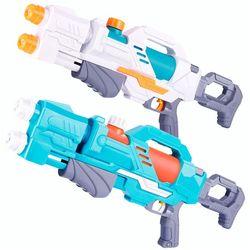 50cm Space Water Guns Toys Kids Squirt Guns For Child Summer Beach Games Swimming Pool Classic Outdoor Beach Blaster Guns Portab