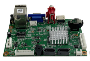 Image 2 - 4 H.265 NVR 32CH * 5MP 8CH * 4K Mạng Kỹ Thuật Số 2 SATA Max 8T onvif CMS XMEYE An Ninh SATA Chuyển Động Detetection