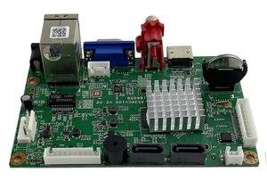 Image 2 - 4 個H.265 nvr 32CH * 5MP 8CH * 4 18kネットワークデジタルビデオレコーダー 2 sata最大 8t onvif cms xmeyeセキュリティsataモーションdetetection