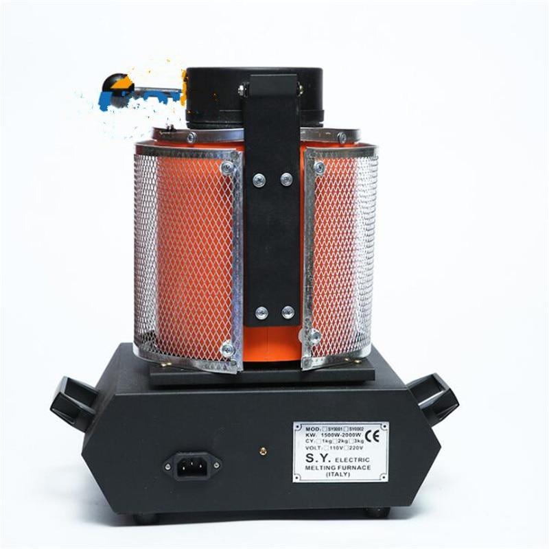 Small Metal Smelting Furnace High Temperature Melting Furnace Household Melting Furnace Mini Melting Copper Machine