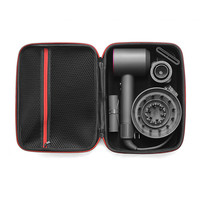 Portable Case for Dyson Supersonic HD03 Hair Dryer and Accessories Storage Bag Travel Carrying Case