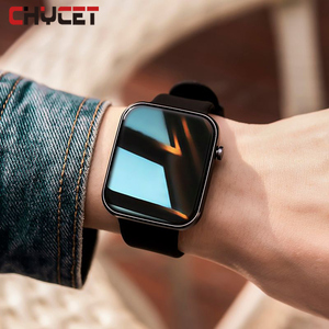 Image 5 - Chycetスマート腕時計男性女性心拍数血圧フィットネストラッカー時計音楽コントロールスポーツスマートウォッチandroid ios 2021