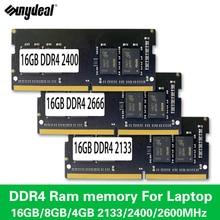 Server Memory 2400mhz DDR4 Laptop 2666mhz 2133mhz 16GB 8GB PC4 4GB Reg Ecc