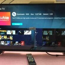 32 дюймов HD монитор+ Wifi Smart Android 7.1.1 Ram 1 Гб rom 4 Гб интернет led Телевизор