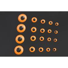 Jigs-Crafts Hooks Sticky-Fishing-Lure Orange DIY Eyes Realistic Tigofly Baits-Fly-Tying-Materials