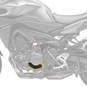 Image 5 - محرك الحرس حالة المنزلق حامي غطاء لياماها MT 09 MT09 MT 09 2014 2017 FJ 09 المتتبع 900 XSR900 2016 2017