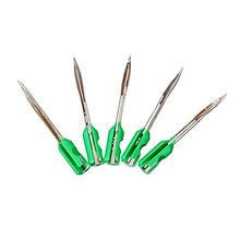 O vestuário verde que marca agulhas de aço da arma (5 pces em uma caixa)