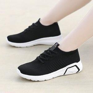 Image 5 - 2019 ใหม่Breathable Breathableตาข่ายชายรองเท้าสบายๆ 2019 ใหม่ฤดูร้อนรองเท้าผู้ชายสีขาวชายรองเท้าผ้าใบลูกไม้ขึ้นรองเท้า