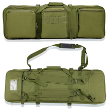 85cm Tactical Hunting Backpack Molle Nylon Pouch Airsoft Sniper Rifle Square Carry Bag With Shoulder Strap Gun Protection Case