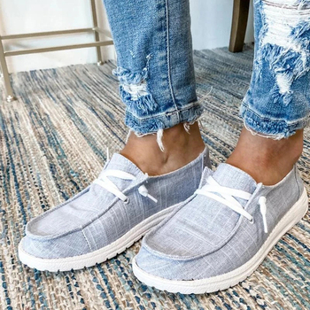 2020 Women Flats Casual Shoes Woman Lace Up Plus Size Shoe Girl Flat Canvas Loafers Casual Chaussures Femme Zapatos Mujer Sapato e lov vintage design postage stamp and emblem printed canvas shoes high end customzied women casual flats zapatos mujer