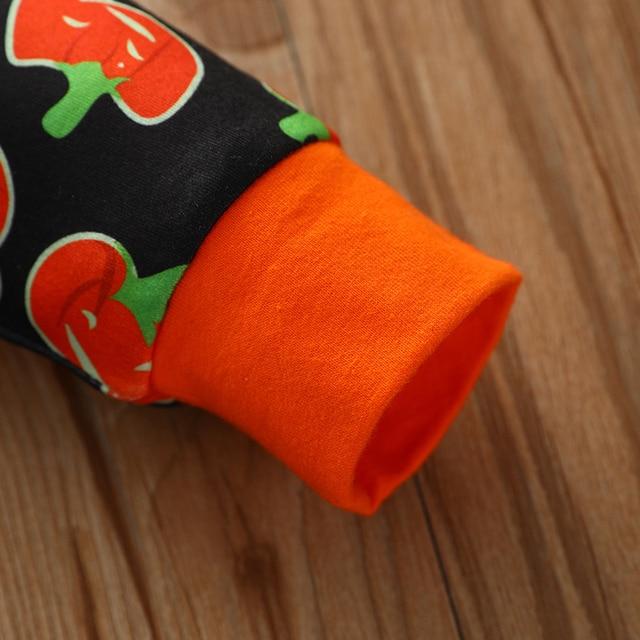 Купить детский длинный комбинезон с капюшоном на хэллоуин европейская картинки цена