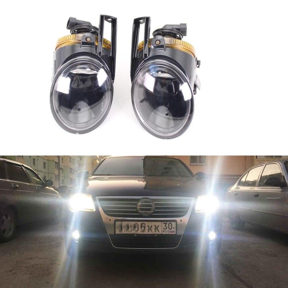 Car Light For VW Passat B6 3C 2006 2007 2008 2009 2010 2011 Car-styling Front Halogen Fog Light Fog Light With Bulbs